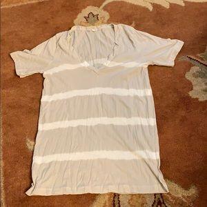 JCrew short sleeve tie dye T-shirt